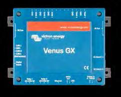 Venus GX Venus GX The Venus GX provides intuitive control and monitoring for all Victron power systems.