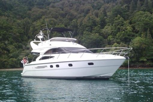 Princess 45 Flybridge $575,000 NZD Very nice example, highly spec'd and well maintained. Owner is upgrading. The Princess 45 is the perfect introduction to the luxury European flybridge market.