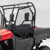 700-2 so special. The handy tilt bed adds lots of versatility, and being a Honda, it also features industry-leading safety features plus outstanding value.