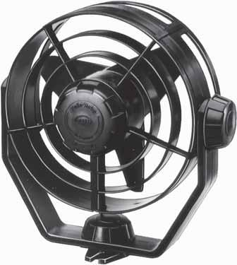Air flow: 40 litres per sec. Fans, Air foot pumps 8EV 006 239-00 Fan, 2V Turbo Two stage switch regulates the current of air.