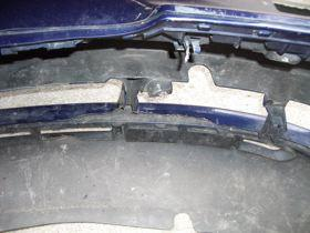 intercooer/piping see image below. Furthermore, some of the grille opening will need to be removed and/or trimmed back.