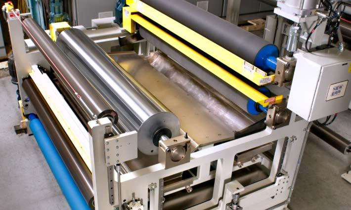 Adjusting the Speed of the Coating Application Roll(s) There are several coating methods where the coating is applied to the web using an applicator roll.