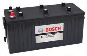 Optimum starting power for every vehicle ff Bosch high quality