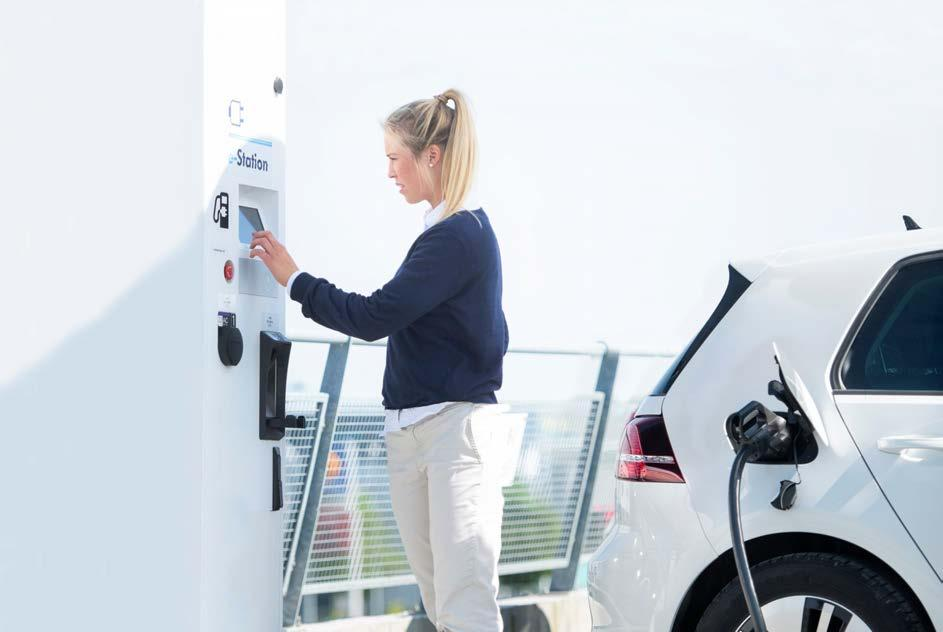 Overview Short introduction to Enova Enovas strategy for charging stations for