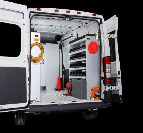 van equipment is warranted to be free from defects in material and workmanship under normal use and service for the period indicated, from the date of the original retail purchase, when installed