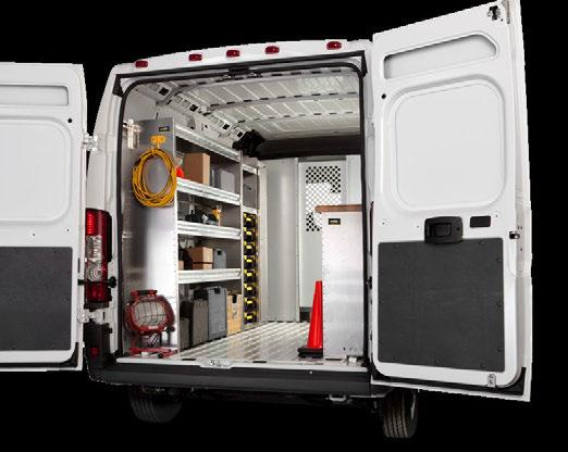 setting up your commercial van as they are when you re on the