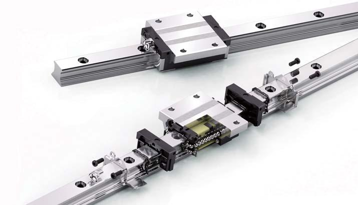 Product Overview AR/HR/ER Lightweight Linear Guide Product Characteristics cpc lightweight Ball Type Linear Guide Series adopt the Otype arrangement for the four row ball circulation design featuring