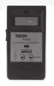 DIAGNOSTIC EQUIPMENT M3078 STANADYNE TECH-TACH - Electronic Tachometer Large clear digital read-out.