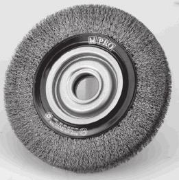 GENERAL TOOLS & ACCESSORIES M3773 WIRE BUFFING WHEEL M3778