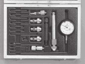 GUAGES & TIMING TOOLS M3091 TIMING KIT : Pump to engine For use on BOSCH