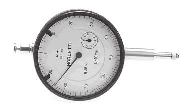GENERAL PURPOSE M3097 M3098 DIAL GUAGE :