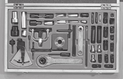TOOL KITS M3050 TOOL KIT : For dis-assembly