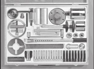 TOOL KITS M3060 TOOL KIT : For dis-assembly and re-assembly of Bosch P7000 series