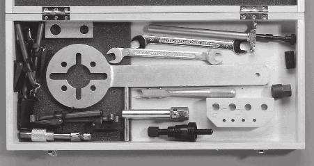M3067 M3725 TOOL KIT : For dis-assembly and re-assembly of BOSCH