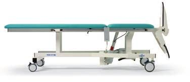 TiltTables for supine position Made in Italy + 90 T 1 E 1 1 W? TIT TABE E 140Kg Three-section tilt table for static exercises in supine position for up to140 kg.