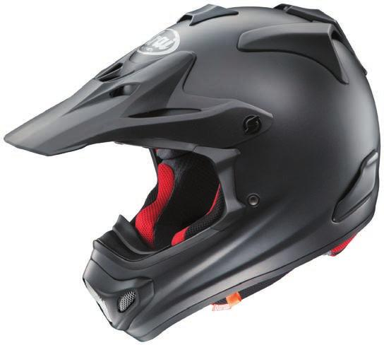 REAR DUCT: The Air-Through top-rear-duct center brace also functions as a goggle-strap locator.