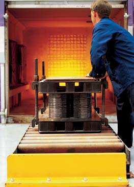 Our tools and facilities are designed for reconditioning, and we have the industry s most respected range of