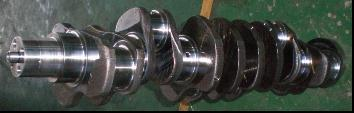 Integrated Crankshaft
