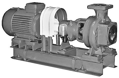 centrifugal end-suction pumps of 2K type and electric pump units on their basis CENTRIFUGAL END-SUCTION PUMPS OF 2K TYPE AND ELECTRIC PUMP UNITS ON THEIR BASIS APPLICATION Centrifugal end-suction