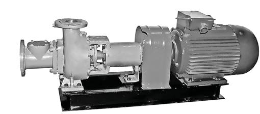 centrifugal cantilever pumps of SM type and electric pump units on their basis CENTRIFUGAL CANTILEVER PUMPS OF SM TYPE AND ELECTRIC PUMP UNITS ON THEIR BASIS APPLICATION Centrifugal pumps of SM type
