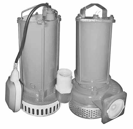 centrifugal submersible electric pumps of GNOM type CENTRIFUGAL SUBMERSIBLE ELECTRIC PUMPS OF GNOM TYPE APPLICATION Electric pump of Gnom type is intended for pumping of contaminated waters with the