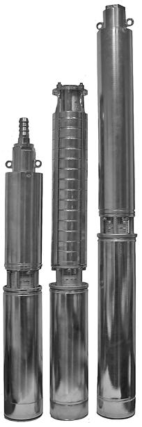 domestic centrifugal submersible electric pump of BCP type DOMESTIC CENTRIFUGAL SUBMERSIBLE ELECTRIC PUMP OF BCP TYPE APPLICATION Domestic centrifugal submersible electric pump of BCP type is