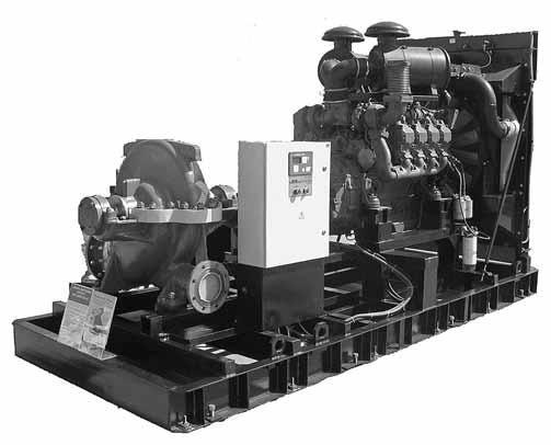 diesel driven pump units of DNA type DIESEL-DRIVEN PUMP UNITS OF DNA TYPE APPLICATION Diesel driven pump units of DNA type are intended for pumping of water and other liquids with the viscosity