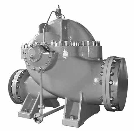centrifugal double-suction pumps of D type and electric pump units on their basis CENTRIFUGAL DOUBLE SUCTION PUMPS OF D TYPE AND ELECTRIC PUMP UNITS ON THEIR BASIS APPLICATION Centrifugal