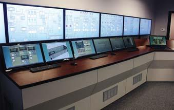 Resolve Maritime Academy has completed the installation of a leading Transas engine room