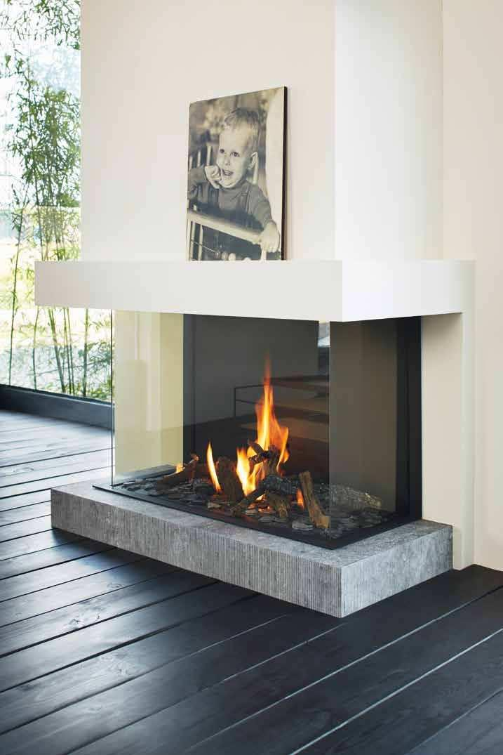 B-fire 100 high 3 sided B-fire 100 high 3 sided Under-Cover frame: UC 100 H 3 sided