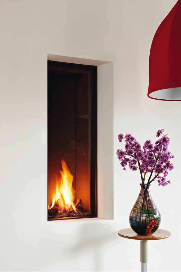 B-fire 35 B-fire 35 Glass dimensions: 35 x 100 cm (w x h) Available
