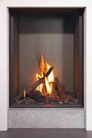 B-fire 60 B-fire 60 Glass dimensions: 60 x 80