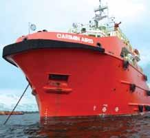 Associated Work Installation & Support Services CARIMIN Marine Services Sdn Bhd Offshore Support Vessel Services Offshore Transportation Marine Spread Charter & Maintenance CARIMIN Corporate Services
