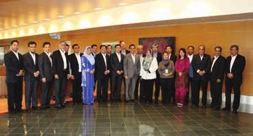 PETRONAS DOWNSTREAM LEADERSHIP TEAM