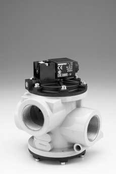 "N N Poppet Valves N Series Solenoid ir Pilot and ir Pilot ctuated Vacuum Valves - /"" to -/"" Solenoid External ir Pilot ctuated ported, position or lubricated or non lubricated service iaphram"