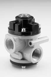 "Technical ata NTE: /"" to -/"" valves cannot be converted to a ported (-way), position valve. f a -way valve is required, it must be ordered as a -way. PRTS () /8"" /4"" /8"" v 0.5."