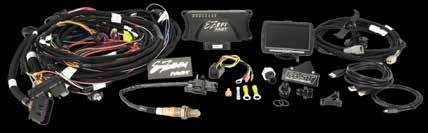 Engine & Manifold Kit w/ Inline Fuel Pump EZ-EFI 2.0 GM LS Engine Transplant Kit The new EZ-EFI 2.