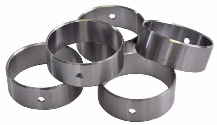 CAM BEARING SETS ENGINETECH COMPONENTS CID LITER BORE YEARS VEHICLE TYPE ENGINE VIN APPLICATION NOTES CC426 293 4.8 3.780 99-03 TRUCK, VAN, SUV A,C,V GM 16V (Early '03 with #1&5 housing ID of 2.