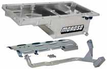 125 Stroke Louvered Windage Tray Fits: Dart LS Next Engine Block Includes Billet