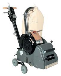 1600DC This is a heavy duty rotary sander, great for raw