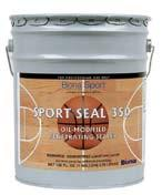 VOC 350 Item # 1294 Sport Seal An oil-modified sealer for use