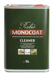 Item # 2778-1 liter RUBIO monocoat smoke Now you can offer the look of a smoked floor on a refinish, wipe