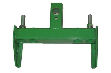 AL949 Swinging drawbar, includes swinging drawbar AL507 Models: 6820-6920S Note: used with Powrshift transmission Guide Ball Holder To store the guide