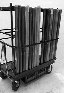 Equipment handling carts for the Film and Television industry 2015 Grip &