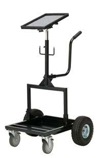 Noseplate D10 x W15 1/4 Sale Price $ 115.00 Mini Mover Folding Cart Style No. SFT-1 Capacity 175 lbs.