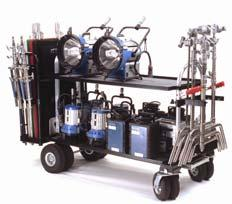 2015 Equipment handling carts for