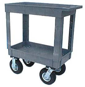 Equipment handling carts for the Film and Television industry 2015 Rubbermaid Carts Rubbermaid Camera Cart Style No. RUB-03 8 This is the latest and largest model from Rubbermaid.