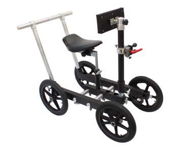 Equipment handling carts for the Film and Television industry 2015 Shotsaver Dolly