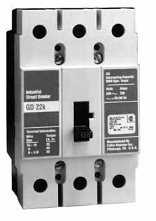 Molded Case Circuit Breakers Series C.3 Typical G-Frame Circuit Breaker Contents Description Product Overview.......................... Standards and Certifications.................. Quick Reference.