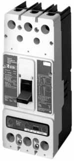 Molded Case Circuit Breakers Series C.3 Typical J-Frame Breaker Contents Description Product Overview.......................... Standards and Certifications.................. Quick Reference.